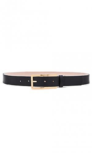 Поясной ремень charlie B-Low the Belt. Цвет: черный