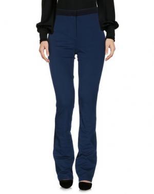 Повседневные брюки 1-ONE. Цвет: цвет морской волны