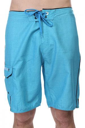Шорты пляжные  Overthrown Boardshort Blue Heather Rip Curl. Цвет: голубой