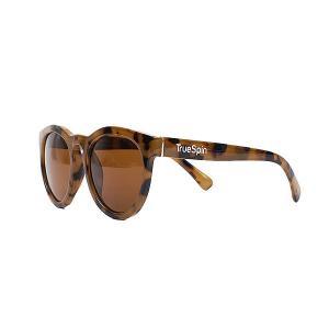 Очки женские  Desert Classic Caramel TrueSpin. Цвет: коричневый