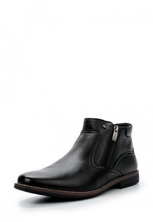 Ботинки классические Instreet. Цвет: черный