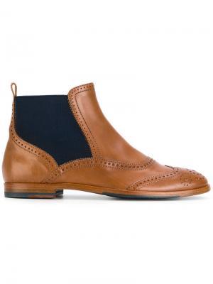 Ботинки Челси Agl. Цвет: коричневый