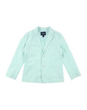 Пиджак HARMONT&BLAINE. Цвет: светло-зеленый