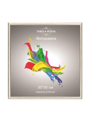 Фоторамка 30х30 №451 Tabula Rossa. Цвет: золотистый