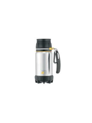 Термос  тм Thermos Element 5 - 470ml Travel Tumbler. Цвет: серый