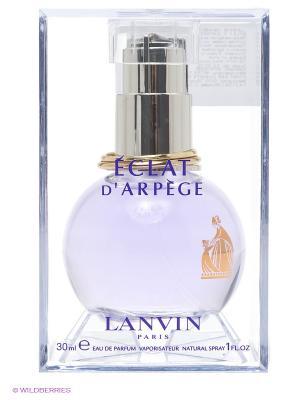 Парфюмерная вода ECLAT D ARPEGE, 30 мл спрей LANVIN. Цвет: сиреневый, прозрачный