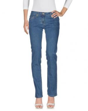 Джинсовые брюки CARRERA. Цвет: синий