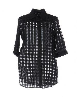 Pубашка HANITA. Цвет: черный