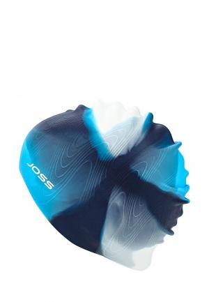 Шапочка для плавания Joss. Цвет: разноцветный