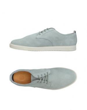 Низкие кеды и кроссовки CLAE. Цвет: светло-серый