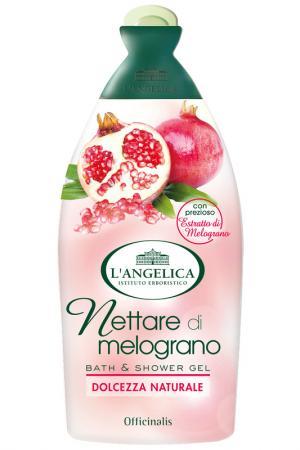 Гель для душа и ванны LANGELICA L'ANGELICA. Цвет: none