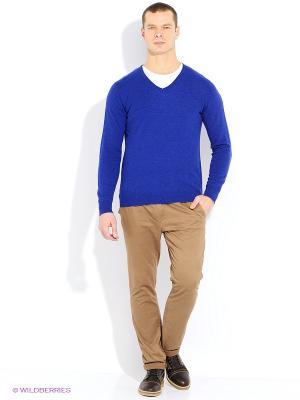 Джемпер United Colors of Benetton. Цвет: синий, темно-фиолетовый, темно-синий