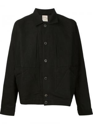 Куртка Raven Washi Jan Van Essche. Цвет: чёрный