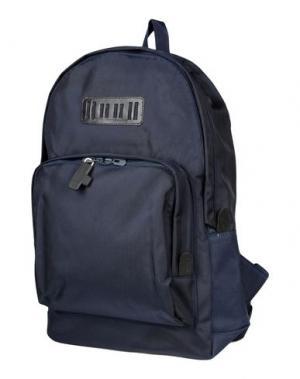 Рюкзаки и сумки на пояс WHITE MOUNTAINEERING. Цвет: темно-синий