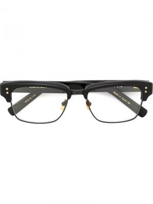 Солнцезащитные очки Statesman Dita Eyewear. Цвет: чёрный