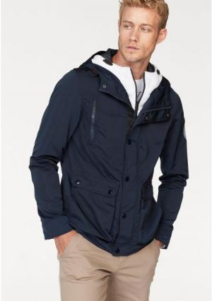 Куртка Rhode Island. Цвет: темно-синий
