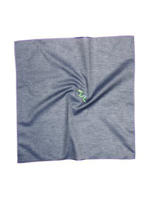 Платок Passigatti. Цвет: серо-голубой