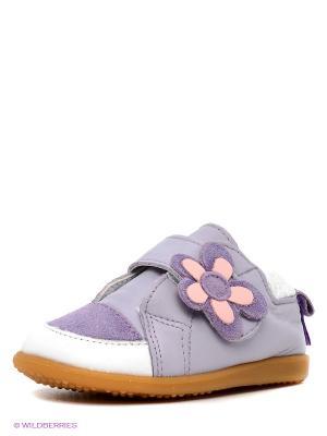 Ботинки Shooshoos. Цвет: сиреневый