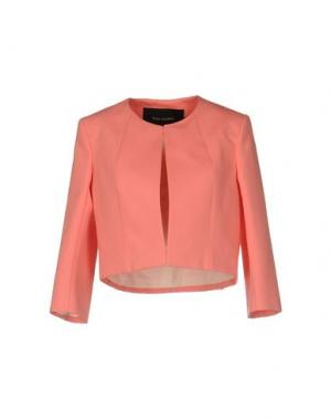 Пиджак TARA JARMON. Цвет: розовый