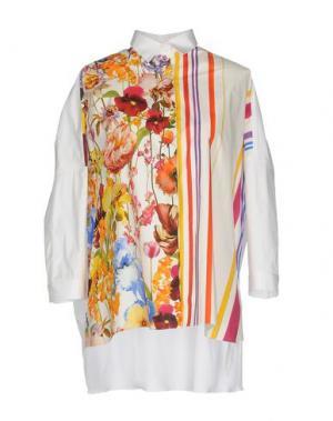Pубашка AQUILANO-RIMONDI. Цвет: белый