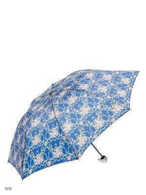 Зонт Modis. Цвет: синий, серый, белый