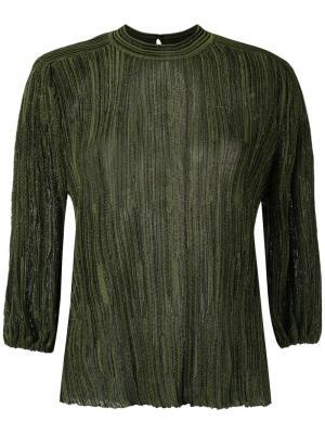Knit blouse Gig. Цвет: none