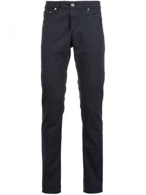 Джинсы Nomad Sulfur Dark Rock Ag Jeans. Цвет: серый