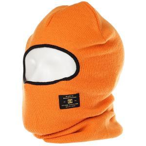 Балаклава DC Facemask Orange Popsicle Shoes. Цвет: оранжевый