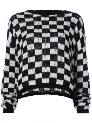 Checked jumper A.L.C.. Цвет: белый