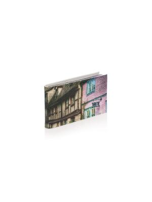 Визитница Old Town Eshemoda. Цвет: розовый