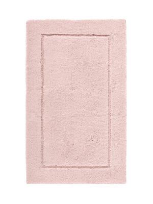 Коврик для ванной ACCENT 60x100 Aquanova. Цвет: розовый