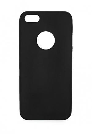 Чехол для iPhone New Top. Цвет: черный