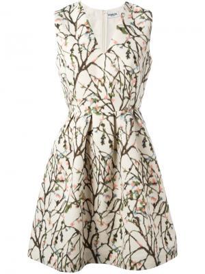 Платье Narmony Essentiel Antwerp. Цвет: телесный
