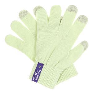 Перчатки  Touchgloves Sand TrueSpin. Цвет: зеленый