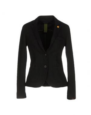 Пиджак IANUX. Цвет: черный