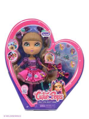 Набор Кукла Кармель с аксессуарами Jada. Цвет: розовый, сиреневый