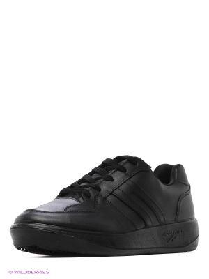Кроссовки утепленные ШК обувь. Цвет: черный
