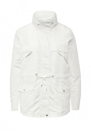 Куртка Top Secret. Цвет: белый