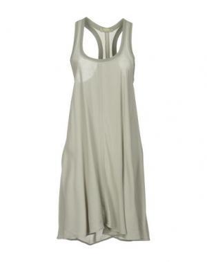Короткое платье TOTON COMELLA - TCN. Цвет: светло-серый