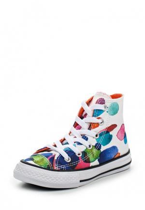 Кеды Converse. Цвет: разноцветный