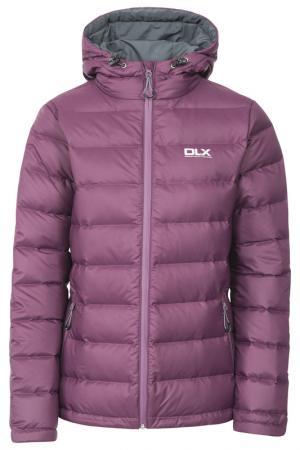 Куртка Trespass. Цвет: purple