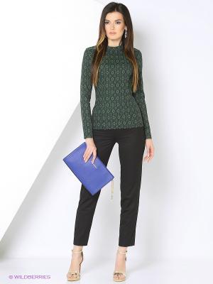 Блуза Ksenia Knyazeva. Цвет: зеленый