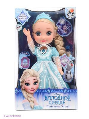 Кукла  disney frozen. Эльза Карапуз. Цвет: светло-коричневый