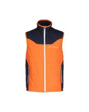Куртка PEAK PERFORMANCE. Цвет: оранжевый