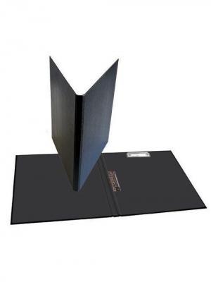Папка двойная PVC черная Expert Complete. Цвет: черный