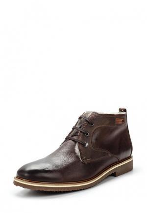 Ботинки Lloyd. Цвет: коричневый