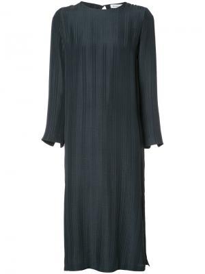Платье макси Rodebjer. Цвет: синий