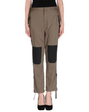 Повседневные брюки NUE 19.04. Цвет: свинцово-серый