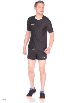 Регбийные шорты 2K. Цвет: черный
