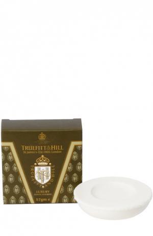 Мыло для бритья Luxury (запасной блок кружки) Truefitt&Hill. Цвет: бесцветный